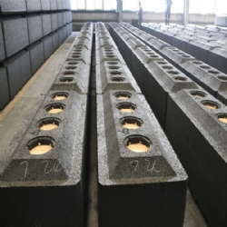 Electrolytic Cell Use Baked Anodes for Aluminum Plant